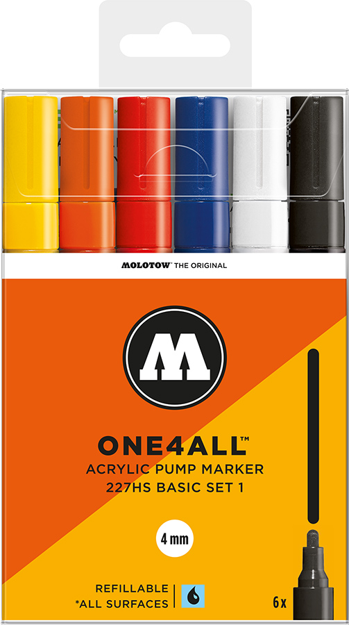 Molotow-ONE4ALL-4mm-Malset-6-Stifte-Basisset-1