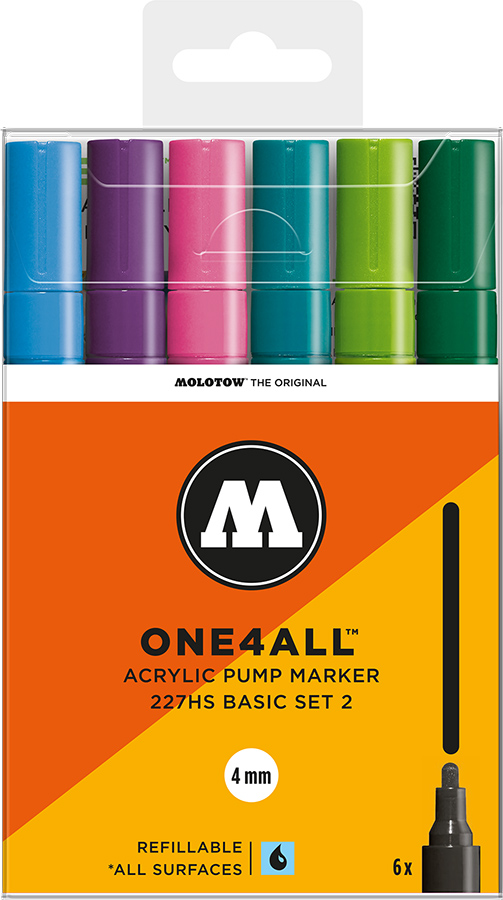 Molotow-ONE4ALL-4mm-Malset-6-Stifte-Basisset-2